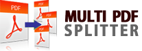 Multi PDF Splitter Home